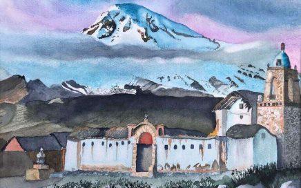 Mountain and Monastery: Tim Barraud