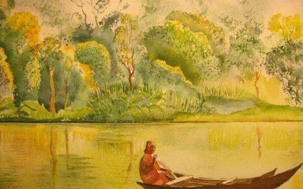 Serenity on Water, India: Tim Barraud