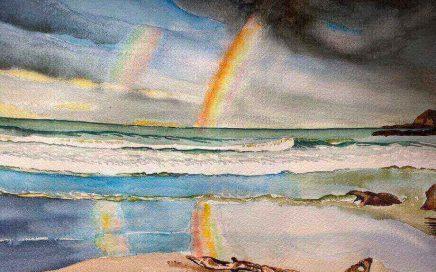 Double Rainbow: Tim Barraud