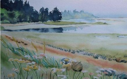 Netarts Estuary, Oregon Coast: Tim Barraud