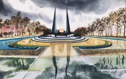 After Rain: Tim Barraud