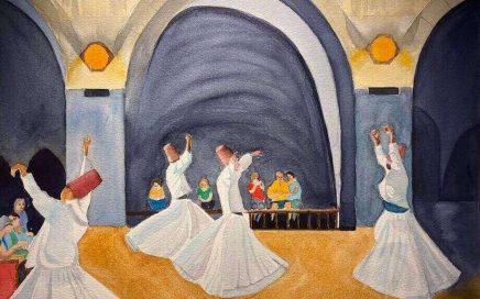 Sufi Dancers: Tim Barraud