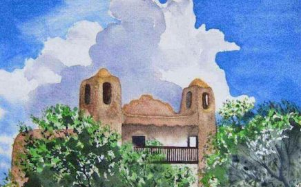 Santa Fe Church: Tim Barraud