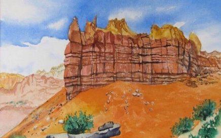 Sentinel, New Mexico: Tim Barraud