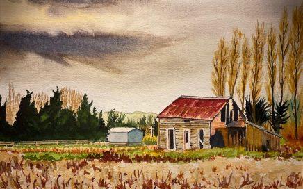Greytown: Tim Barraud