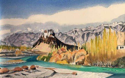 Tibetan Monastery: Tim Barraud
