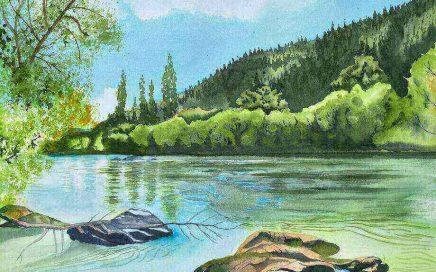 Motueka River: Tim Barraud