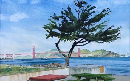 Golden Gate Bridge I: Tim Barraud