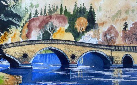 Bridge Over Blue Waters: Tim Barraud