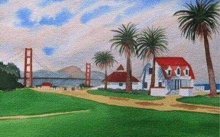Golden Gate Bridge II: Tim Barraud