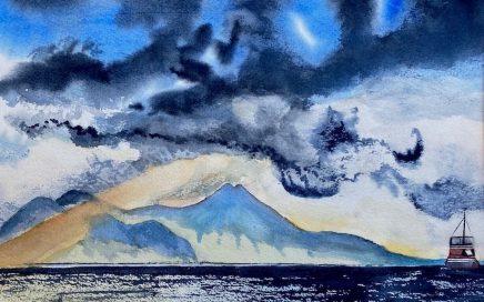 Brooding Skies: Tim Barraud