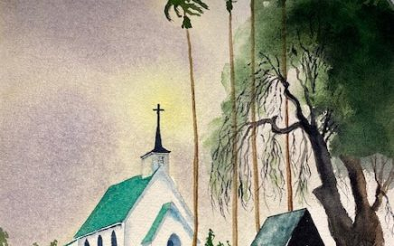 Church, Big Island, Hawaii: Tim Barraud