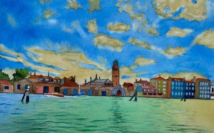 Venice Sunset: Tim Barraud
