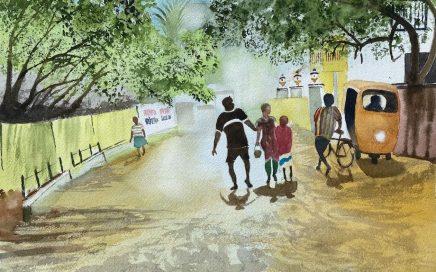 Village Life, India: Tim Barraud