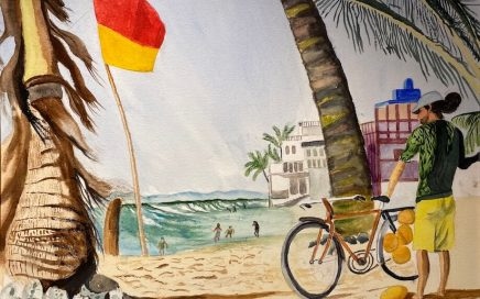 Beach Days - Tim Barraud