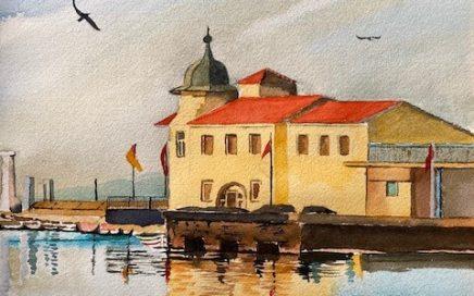 Waterfront: Tim Barraud