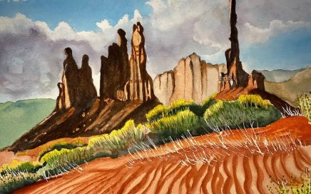 The Sentinels, NM: Tim Barraud