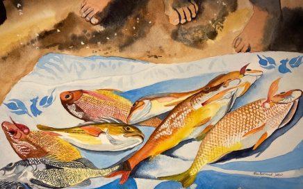 Fish Market: Tim Barraud