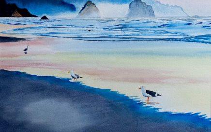 Oregon Coast 3: Tim Barraud