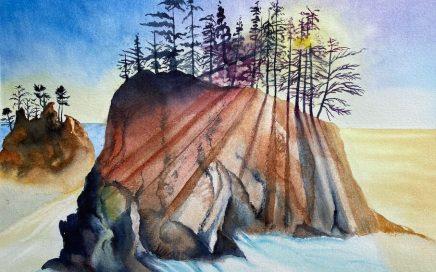 Oregon Coast 1: Tim Barraud